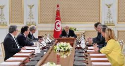Conseil de sécurité nationale : BCE appelle les Tunisiens à la vigilance et à la cohésion des rangs