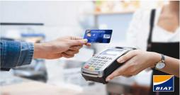 Carte bancaire: La BIAT lance le paiement sans contact