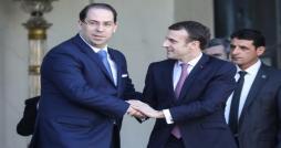 Youssef Chahed s envole aujourd'hui pour la France