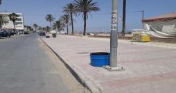 Hammam-Lif : Même les conteneurs poubelles ont été volés !