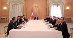 Elyès Fakhfakh rencontre les « ministres indépendants » proposés dans son gouvernement
