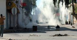 Kasserine: les heurts continuent à Fériana