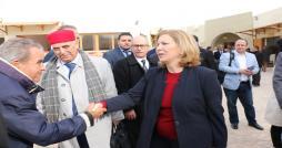 Application du partenariat entre les ministres du tourisme et des affaires culturelles
