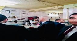 Photo du jour : Kaïs Saïed sirote son capucin à son café habituel