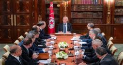 La situation sécuritaire et la révision de la loi d urgence, au centre d une séance de travail présidée par le chef de l Etat