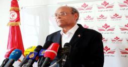 Moncef Marzouki réagit aux démissions de ses anciens affidés