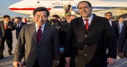 Youssef Chahed accueille le Premier ministre de la Corée du Sud