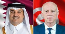 L Emir de Qatar en visite officielle en Tunisie