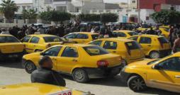 Grève ouverte des taxistes