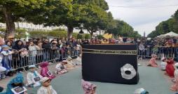 Fillettes voilées à l Avenue Bourguiba : La mise au point de la municipalité de Tunis