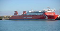 Annulation du voyage vers Marseille à bord du navire Vizzavona programmé  dimanche