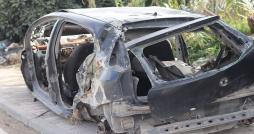 Cette mystérieuse voiture brûlée qui tourmente les habitants de Montplaisir !