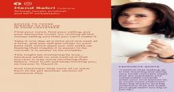 #SheCreates : Facebook lance un e-book mettant en lumière les réalisations des femmes au Moyen-Orient, en Afrique du Nord