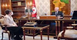 Kaïs Saïed appelle à trouver une solution radicale à la situation environnementale à Sfax