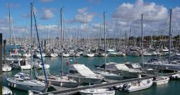 Les yachts et les bateaux de plaisance interdits de quitter les ports