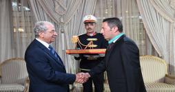 Liste des hauts cadres sécuritaires décorés par le président Mohamed Ennaceur
