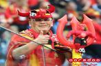 Les images du match France-Belgique (1-0)
