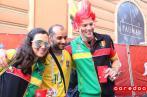 Retransmission publique du match Belgique-Brésil 2-1 (photos)
