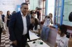 Mehdi Jomaa a voté (photos)