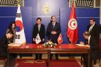 Tunisie-Corée