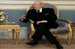 Béji Caid Essebsi, cordial mais un peu fou!