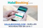 HALALBOOKING.COM présente ses nouveautés 2018