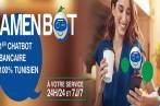 AMEN BANK lance «AmenBot», le premier Chatbot bancaire intelligent en Tunisie