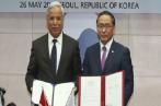 Tunisie-Corée: