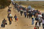 L'afflux des réfugiés libyens en Tunisie ne crée pas de pénuries de produits de consommation