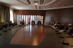 Une délégation du FMI à l'UTICA