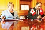 Tunisie-Canada: