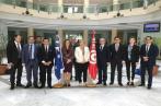 Une importante délégation australienne visite le CEPEX