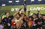 En photos: L Espérance remporte sa troisième Ligue des champions