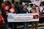 Journée de colère des ingénieurs devant le parlement