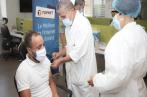 Campagne de vaccination au profit du personnel de TOPNET