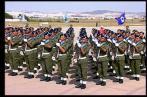 Défilé de l'armée nationale à l'occasion de son 60 ème anniversaire