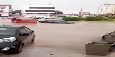 Intempéries : La Tunisie submergée par les flots ( En vidéo)