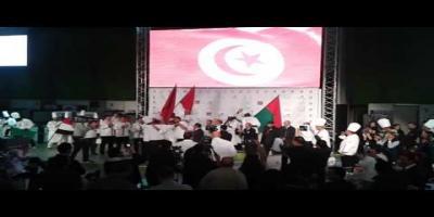 La Tunisie championne d'Afrique…. en Boulangerie