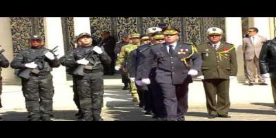 Célébration du 61ème anniversaire des forces de sécurité intérieure