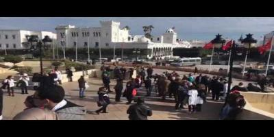 Grève générale des médecins et rassemblement de protestation