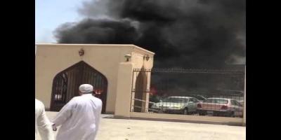 En vidéo, attentat meurtrier près d'une mosquée chiite en Arabie saoudite
