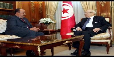 En vidéo, Béji Caïd Essebsi s'entretient avec Nejem Gharsalli