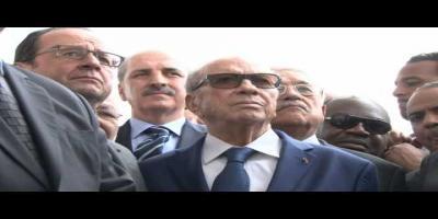 La Tunisie défile contre le terrorisme (Vidéo)