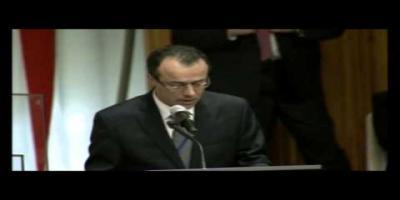 Intervention de l'ambassadeur de la Tunisie auprès des Nations Unies, Khaled Khiari, à l'occasion de la célébration de l'ONU de la journée internationale du sport en faveur développement et paix